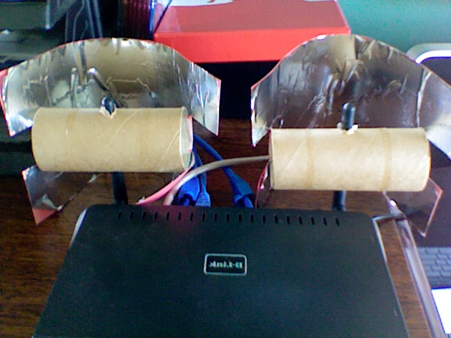 Homemade Wi-Fi Boosters | technoladget